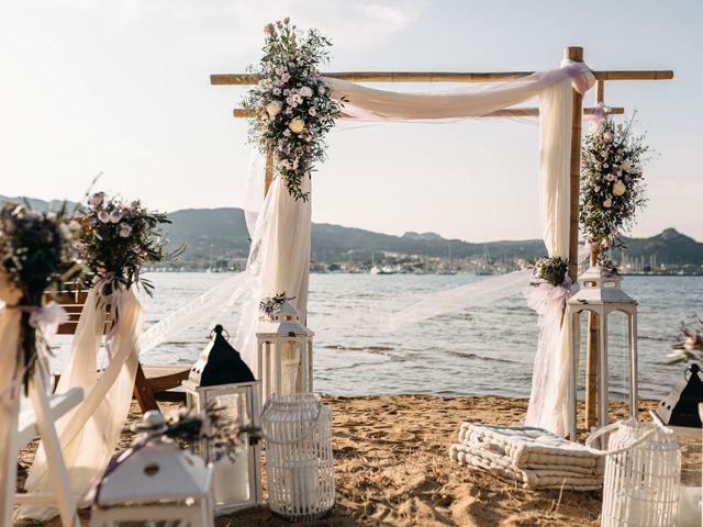 Il matrimonio di Denis e Marren a Arzachena, Sassari 24