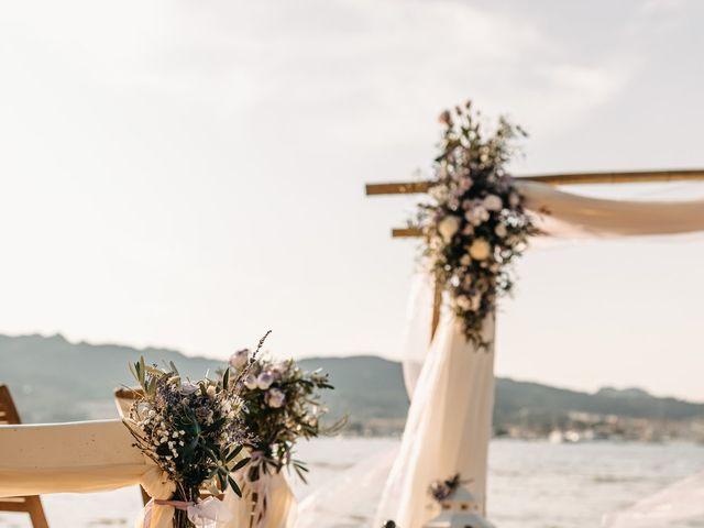 Il matrimonio di Denis e Marren a Arzachena, Sassari 25