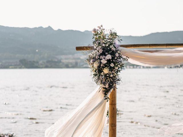 Il matrimonio di Denis e Marren a Arzachena, Sassari 27