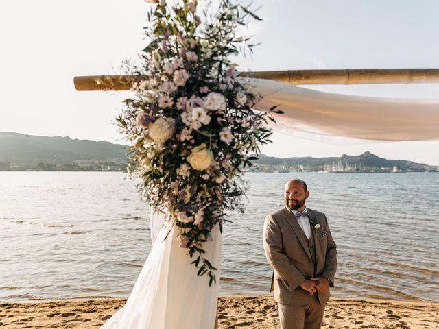 Il matrimonio di Denis e Marren a Arzachena, Sassari 28