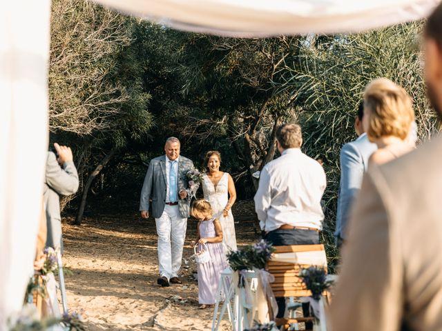 Il matrimonio di Denis e Marren a Arzachena, Sassari 31