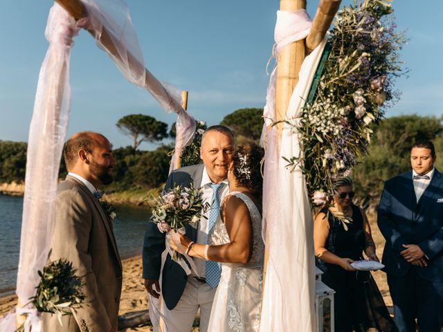 Il matrimonio di Denis e Marren a Arzachena, Sassari 32