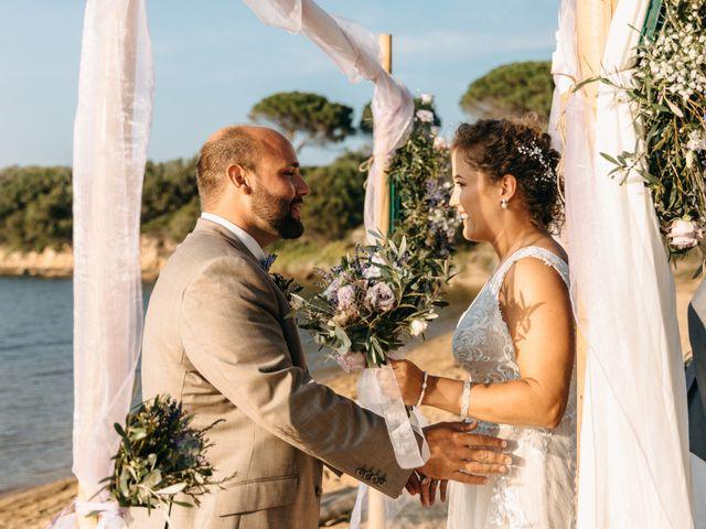 Il matrimonio di Denis e Marren a Arzachena, Sassari 33