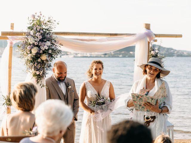Il matrimonio di Denis e Marren a Arzachena, Sassari 34