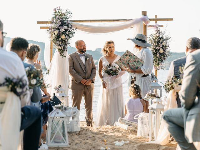 Il matrimonio di Denis e Marren a Arzachena, Sassari 35