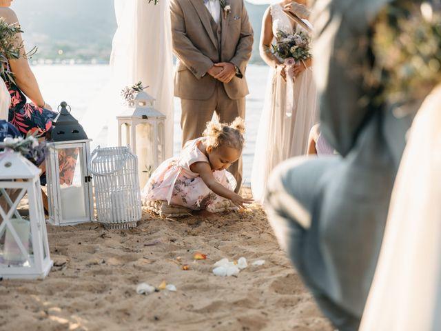 Il matrimonio di Denis e Marren a Arzachena, Sassari 38