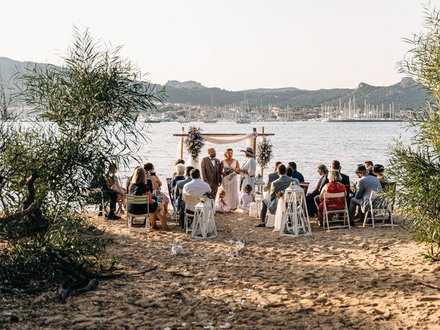 Il matrimonio di Denis e Marren a Arzachena, Sassari 2