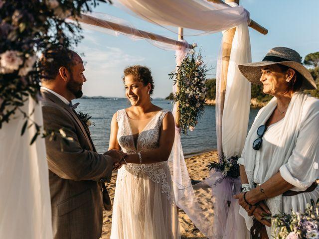 Il matrimonio di Denis e Marren a Arzachena, Sassari 41