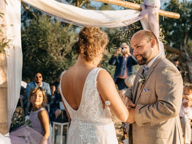 Il matrimonio di Denis e Marren a Arzachena, Sassari 43