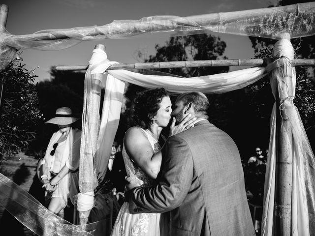 Il matrimonio di Denis e Marren a Arzachena, Sassari 44
