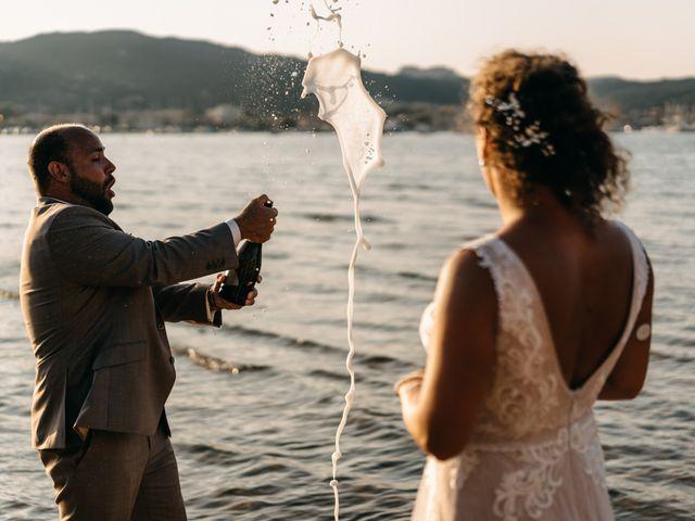 Il matrimonio di Denis e Marren a Arzachena, Sassari 47