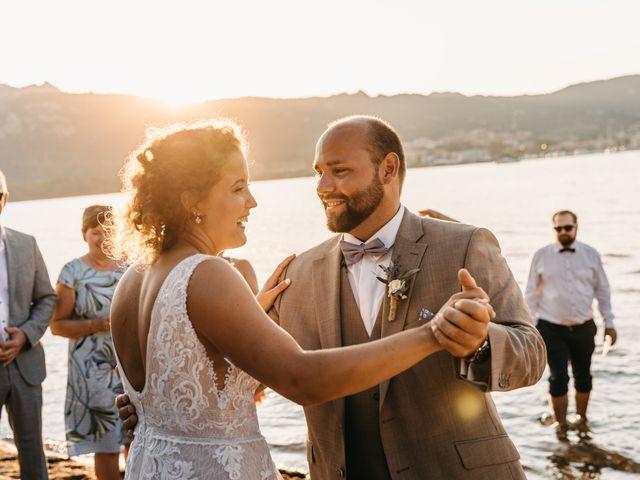 Il matrimonio di Denis e Marren a Arzachena, Sassari 51