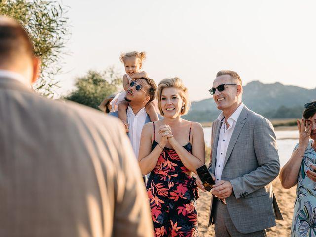 Il matrimonio di Denis e Marren a Arzachena, Sassari 54