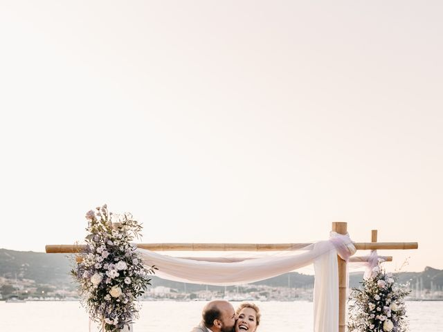 Il matrimonio di Denis e Marren a Arzachena, Sassari 56