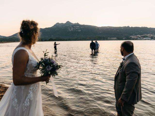Il matrimonio di Denis e Marren a Arzachena, Sassari 58