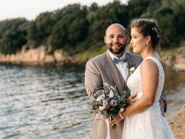 Il matrimonio di Denis e Marren a Arzachena, Sassari 59