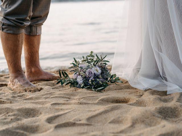 Il matrimonio di Denis e Marren a Arzachena, Sassari 61