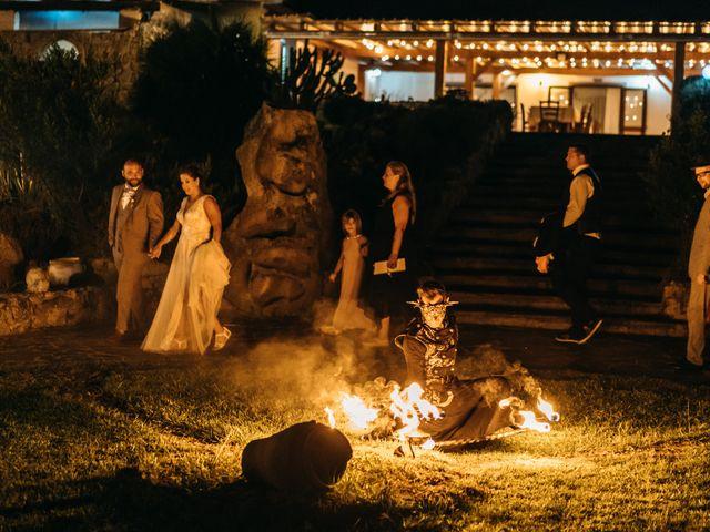 Il matrimonio di Denis e Marren a Arzachena, Sassari 71