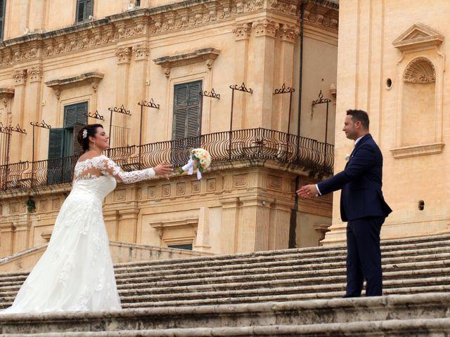 Il matrimonio di Giuseppe e Deborah a Siracusa, Siracusa 40