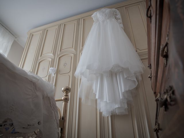 Il matrimonio di Matteo e Martina a Arcore, Monza e Brianza 8