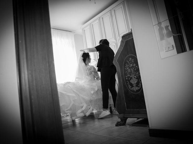 Il matrimonio di Matteo e Martina a Arcore, Monza e Brianza 14