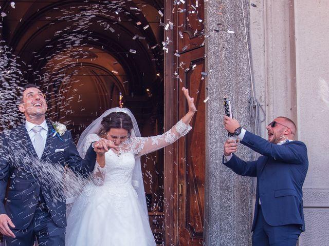 Il matrimonio di Matteo e Martina a Arcore, Monza e Brianza 17