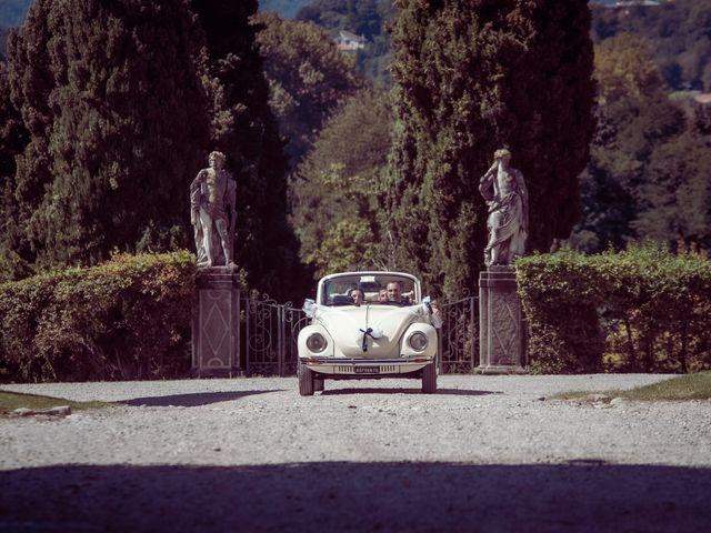 Il matrimonio di Matteo e Martina a Arcore, Monza e Brianza 18
