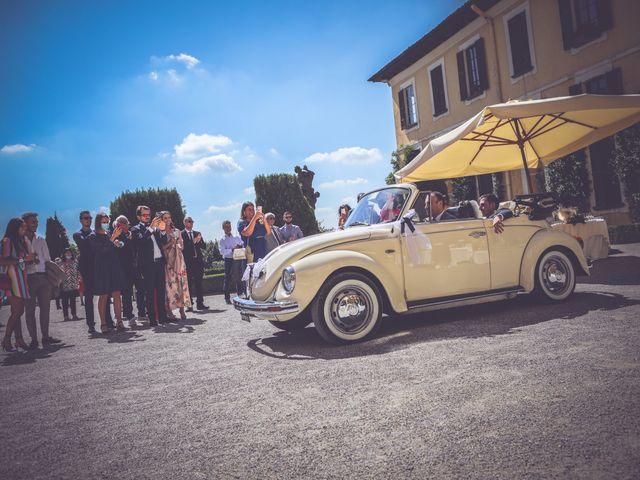 Il matrimonio di Matteo e Martina a Arcore, Monza e Brianza 19