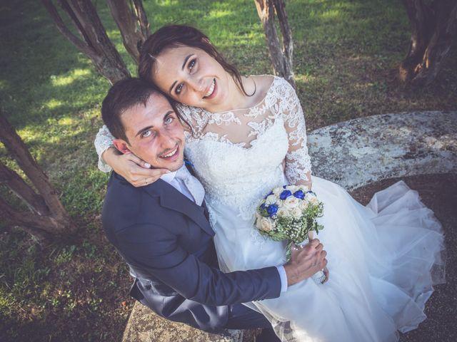 Il matrimonio di Matteo e Martina a Arcore, Monza e Brianza 27