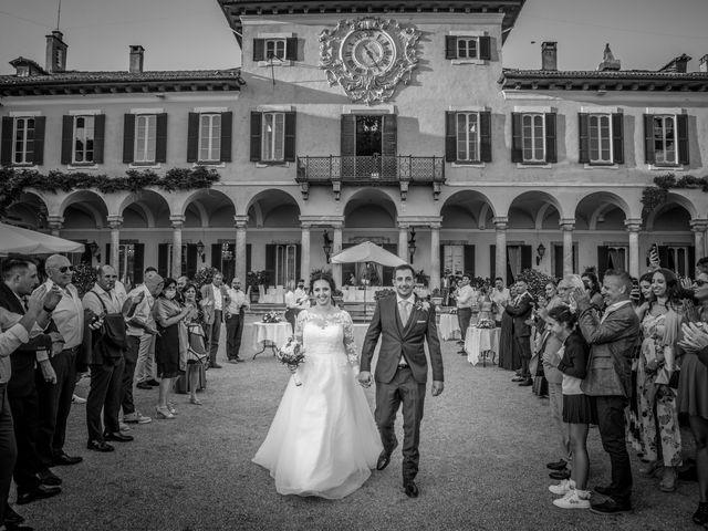 Il matrimonio di Matteo e Martina a Arcore, Monza e Brianza 30