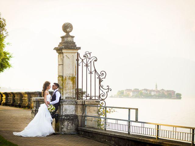 Il matrimonio di Tamara e Salvatore a Stresa, Verbania 2