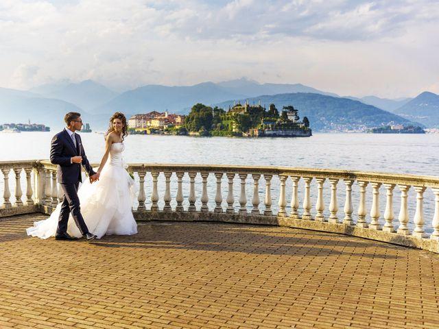 Il matrimonio di Tamara e Salvatore a Stresa, Verbania 3
