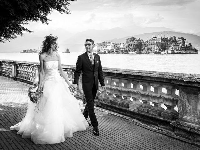 Il matrimonio di Tamara e Salvatore a Stresa, Verbania 12