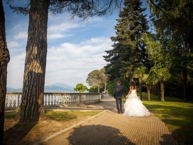 Il matrimonio di Tamara e Salvatore a Stresa, Verbania 13