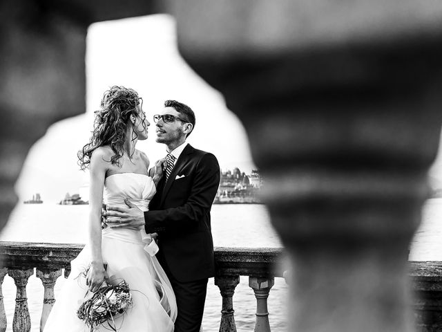 Il matrimonio di Tamara e Salvatore a Stresa, Verbania 14