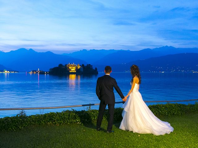 Il matrimonio di Tamara e Salvatore a Stresa, Verbania 19
