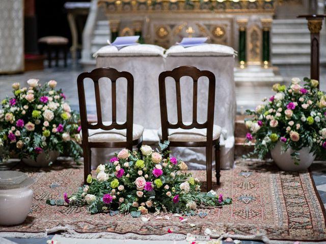 Il matrimonio di Alessio e Elisa a Vigevano, Pavia 24