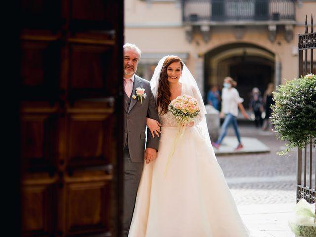 Il matrimonio di Alessio e Elisa a Vigevano, Pavia 38