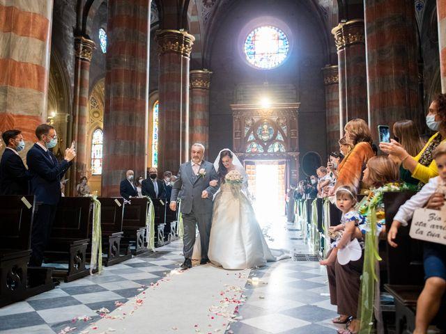 Il matrimonio di Alessio e Elisa a Vigevano, Pavia 39