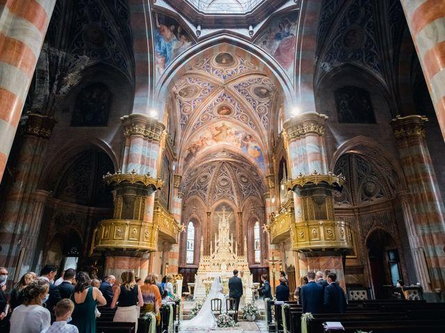 Il matrimonio di Alessio e Elisa a Vigevano, Pavia 44