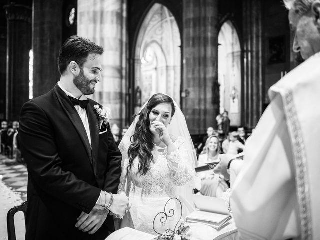 Il matrimonio di Alessio e Elisa a Vigevano, Pavia 46