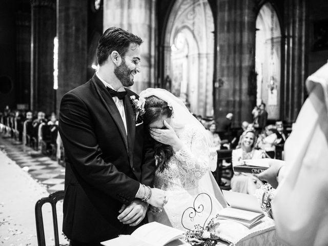 Il matrimonio di Alessio e Elisa a Vigevano, Pavia 1