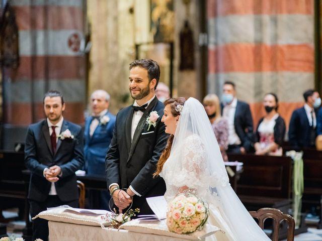 Il matrimonio di Alessio e Elisa a Vigevano, Pavia 51