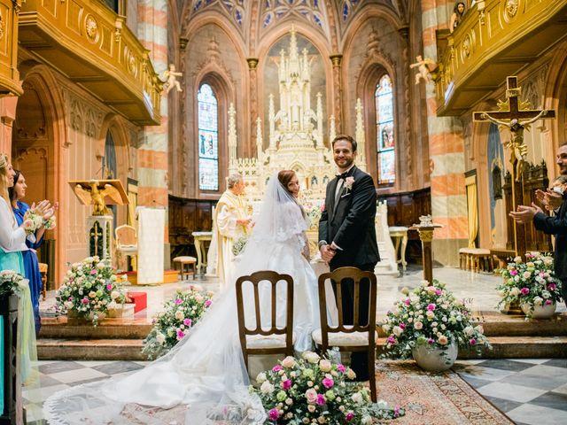 Il matrimonio di Alessio e Elisa a Vigevano, Pavia 53
