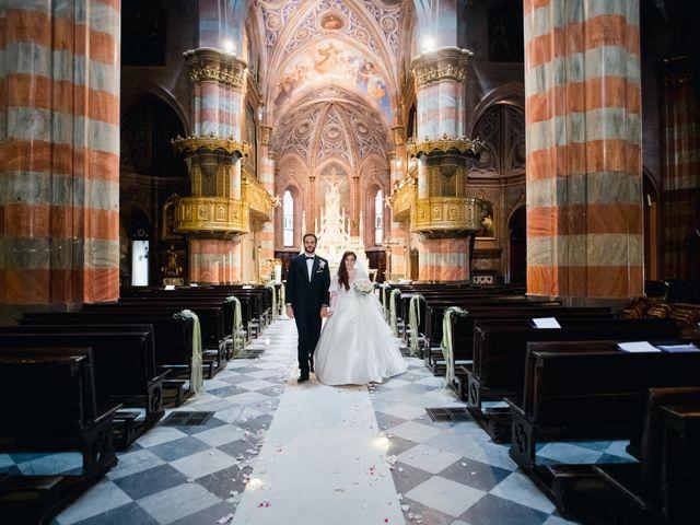 Il matrimonio di Alessio e Elisa a Vigevano, Pavia 54