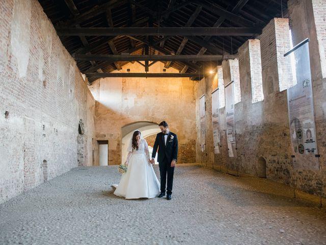 Il matrimonio di Alessio e Elisa a Vigevano, Pavia 58