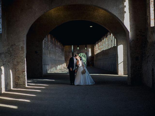 Il matrimonio di Alessio e Elisa a Vigevano, Pavia 59