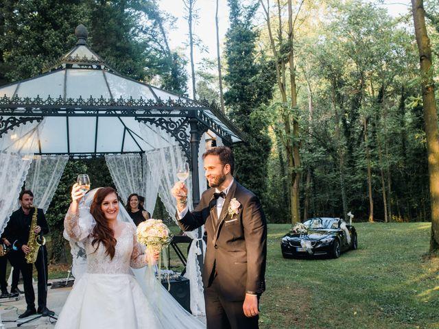 Il matrimonio di Alessio e Elisa a Vigevano, Pavia 61