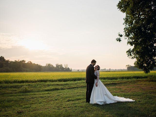 Il matrimonio di Alessio e Elisa a Vigevano, Pavia 67