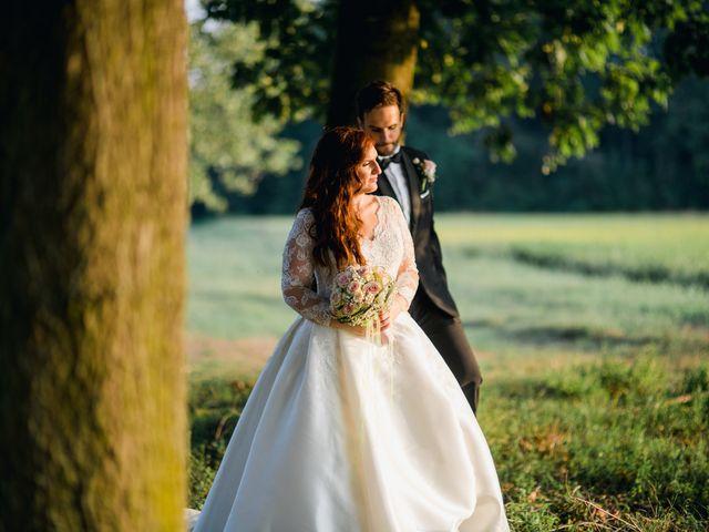 Il matrimonio di Alessio e Elisa a Vigevano, Pavia 70